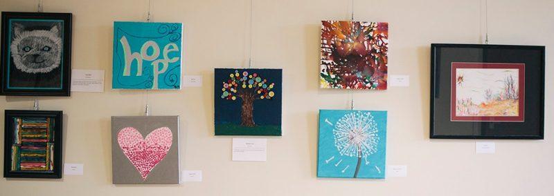 Photos Art Show Focuses On Creativity And Mental Health Medicine
