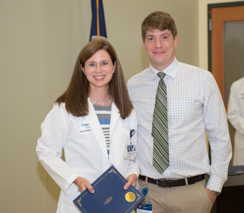 Class of 2018 Student Clinician's Ceremony
